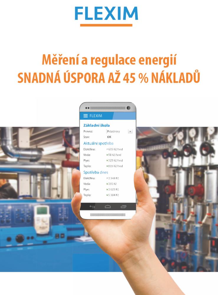 regulace energií