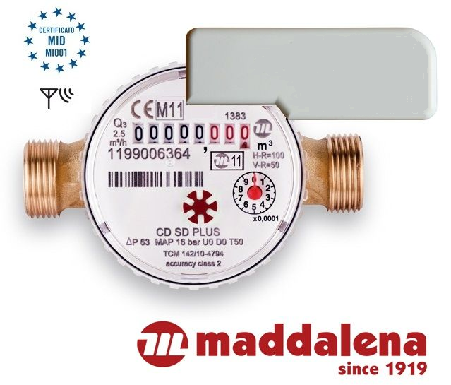 maddalena cd sd plus