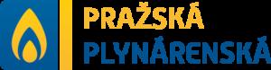 pražská plynárenská logo