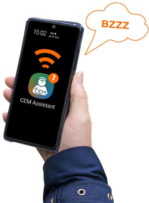 FloDe-mobil-prichozi-zprava