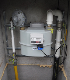Spotreba-plynu-plynomer